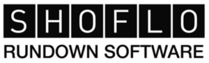 Shoflo - Rundown Software logo